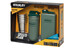 Stanley Adventure Steel Spririts Drinkfles 236 ml groen/zilver